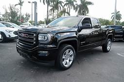 New 2018 GMC Sierra 1500 Double Cab Extended Pickup In