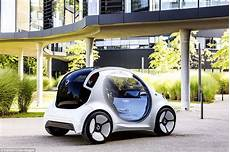 self driving electric smart car announced daily mail