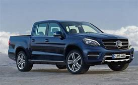 2020 Mercedes Benz Pickup Truck Price And Review  2018