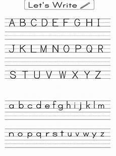 english alphabet worksheet for kindergarten alphabet writing practice writing practice