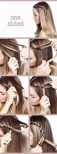 11 interesting and useful hair tutorials for every day