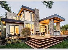 Home in 2020   Modern prefab homes, House styles, Prefab homes
