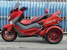 Harga Modifikasi Nmax by Oracle Modification Concept Yamaha Nmax Roda Tiga High