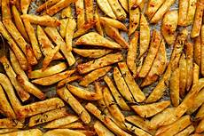 Pommes Frites Selber Machen - how to make fries in the oven