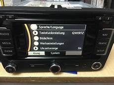 original autoradio navigation vw rns 315 dab golf vii