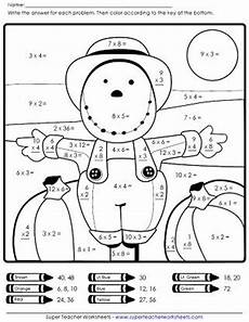 seasons worksheets for 7th graders 14806 autumn scarecrow math worksheet on worksheets seasons worksheets