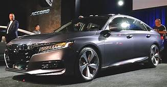 2018 Honda Accord Coupe Rumors V6