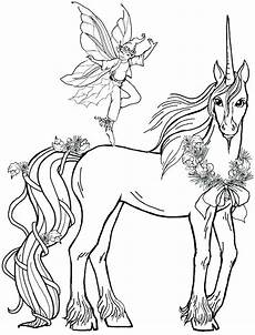 Malvorlagen Prinzessin Mit Einhorn Princess And Unicorn Coloring Pages At Getcolorings