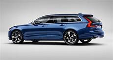 2018 Volvo V90 Priced In U S From 49 950 For Order Only