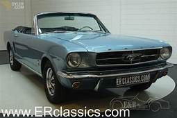 Classic 1965 Ford Mustang Cabrio Top Restored For Sale  Dyler