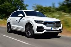 The New Volkswagen Touareg 2018 Q Motor