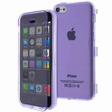 coque clapet translucide apple iphone 5c violet achat