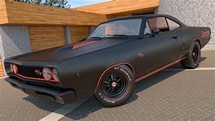 1968 Dodge Coronet R/T By SamCurrydeviantartcom On