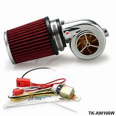 Go Kart Electric Turbo Supercharger Kit Universal Fit