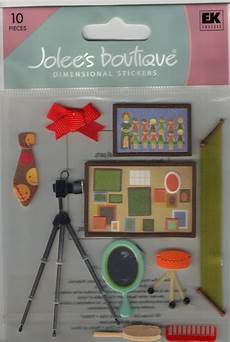 Jolee S Boutique Assorted Stickers 3d Choice Scrapbooking