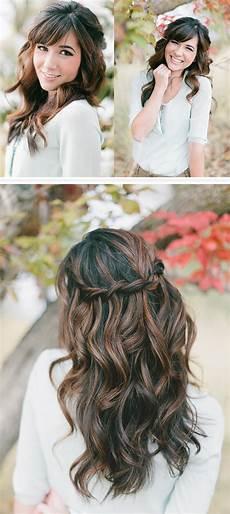 Offene Haare Zur Hochzeit Brautfrisuren Brautfrisuren