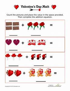 we heart math 10 s day worksheets education com