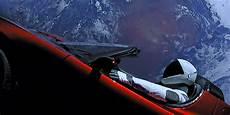 l image de la semaine tesla en orbite infopresse