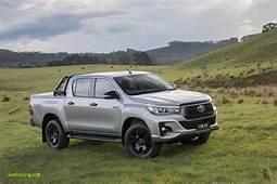 2019 Toyota Hilux  Cars Review Release Raiacarscom