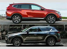 2019 Honda CR V vs. 2019 Mazda CX 5: Which Is Better
