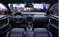 Skoda Octavia Rs Innenraum - skoda octavia rs 2016 pictures and specifications