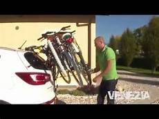 porta bici per auto montaggio portabici posteriore per auto peruzzo venezia