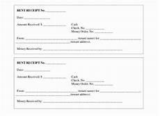 free rent receipt template inspirational 35 rental receipt