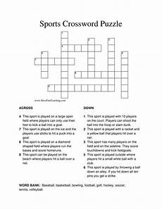 sports worksheets for middle school 15728 printable basketball crossword puzzles activity shelter