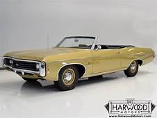 1969 Chevrolet Impala SS427 Convertible L72
