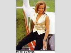 how old is honor blackman