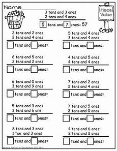 worksheets on place value addition 5575 131 best hundreds tens and ones images on math activities activities and for