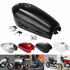 Cafe Racer Motorcycle Gas Tanks