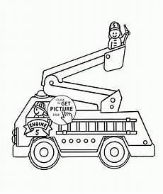 truck coloring pages 16521 engine truck coloring page for transportation coloring pages printables free wuppsy