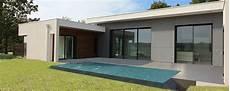 toit terrasse beton maison contemporaine d architecte b 233 ton bois composite 224 albi