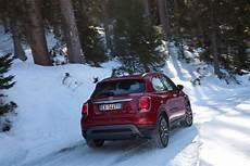 Reise 2 Wintertour Zum Arlberg Im Fiat 500x