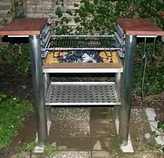Grill Selber Bauen Einfach - stilvolles grillen mit neuem selbst designtem grill