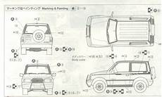Tutorials3d Blueprints Suzuki Vitara