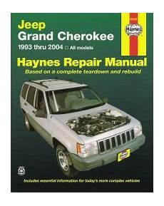 vehicle repair manual 1993 jeep cherokee electronic toll collection 1993 2004 jeep grand cherokee haynes repair manual