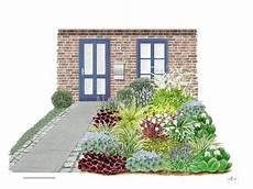 Ideen Für Den Vorgarten - edler empfang idee f 252 r den vorgarten garden vorgarten