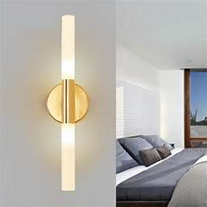 home 2 head g9 led wall sconce picture lights bedroom