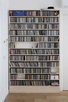 scaffale porta cd realizzazioni in legno