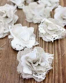 fiori in tessuto tutorial fiori di stoffa fatti a mano ts37 187 regardsdefemmes