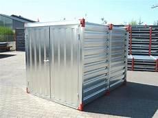 baucontainer materialcontainer gebraucht kaufen 3 st bis