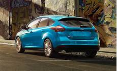 2017 Ford Focus Looks More Longer Autocarweek