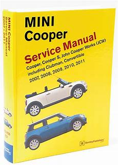 free car repair manuals 2011 mini cooper electronic valve timing bentley service manual for mini coopers 2007 2011 bm11