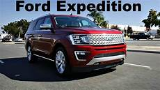 2018 Ford Expedition Review And Road Test