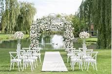 Outdoor Wedding Ceremony Ontario