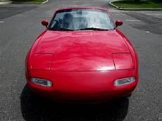 old car owners manuals 2004 mazda miata mx 5 interior lighting 1990 mazda mx 5 miata 5 speed manual red 1 owner stunning car must see rare find classic mazda