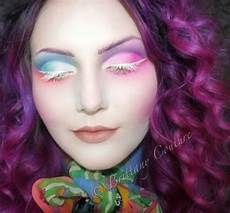 mrs hatter makeup with tutorial 183 how to create a