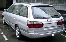 Mazda 626 Kombi - file mazda 626 kombi rear 20080220 jpg